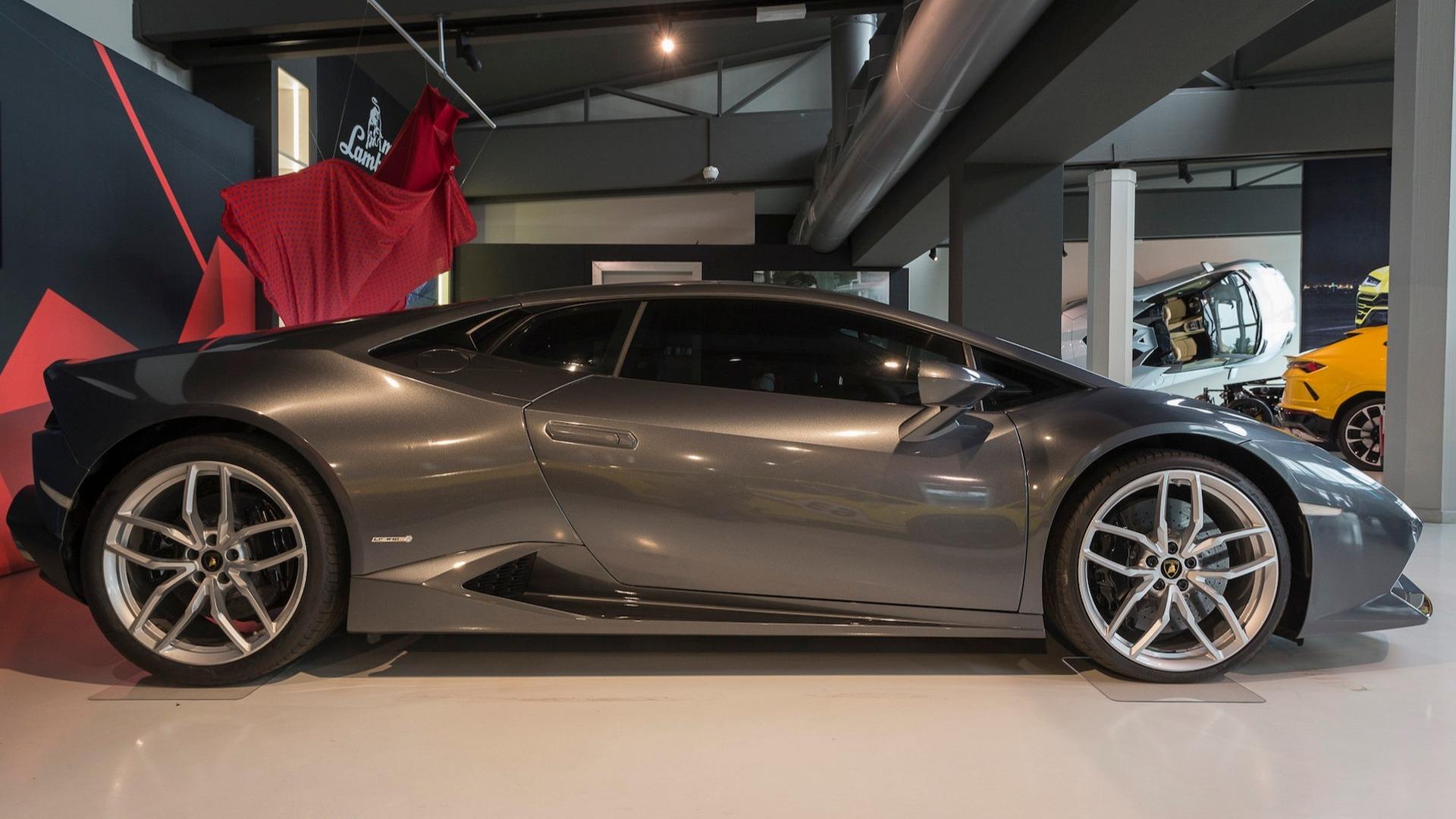 Lamborghini Hollywood Walk Of Fame (9)