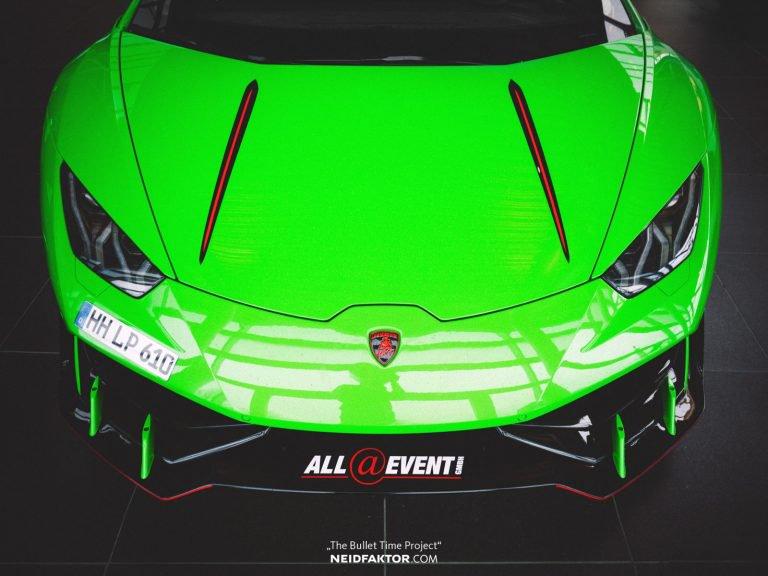 Lamborghini Huracan by Neidfaktor 13
