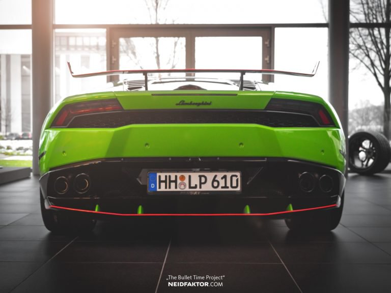 Lamborghini Huracan by Neidfaktor 4