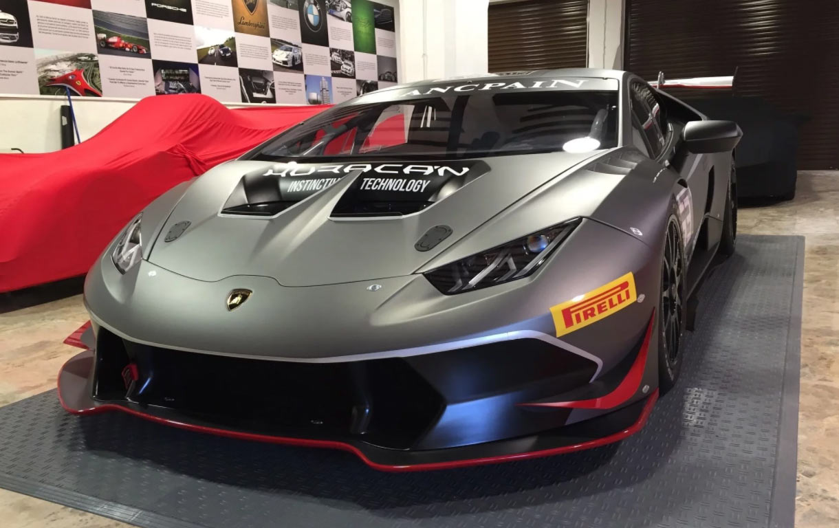 Lamborghini Huracan Super Trofeo for sale (6)
