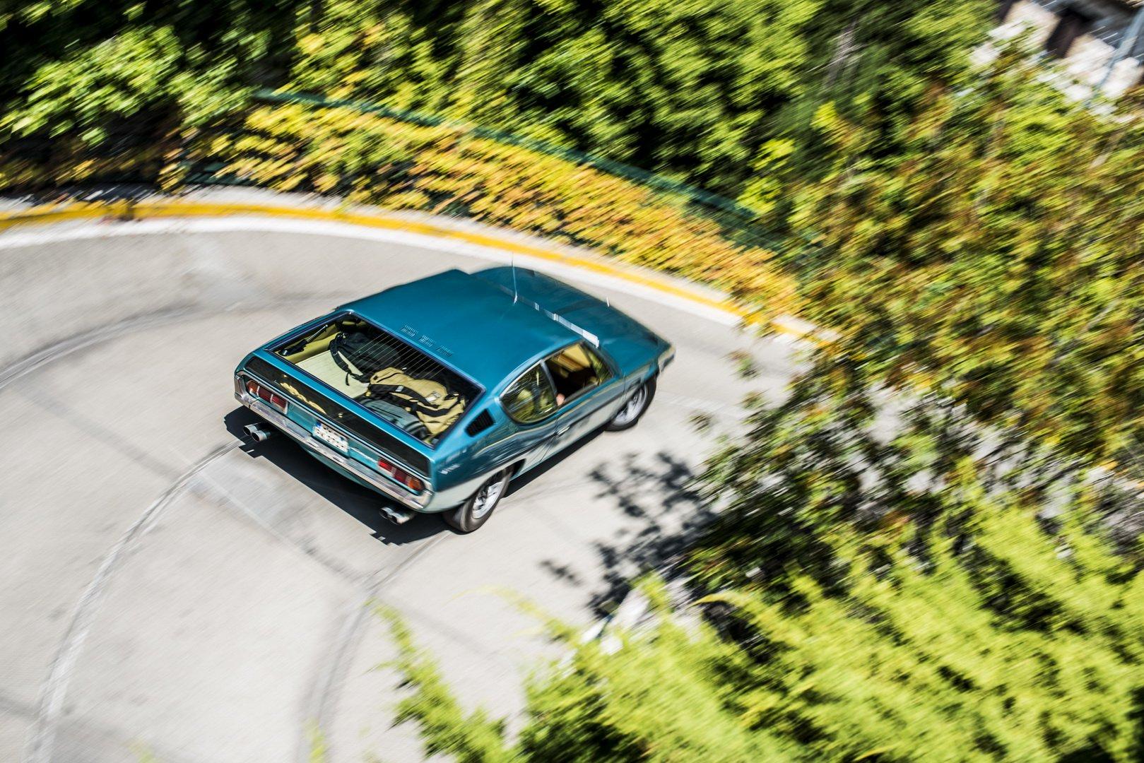 Lamborghini Islero and Espada 50th anniversary (10)
