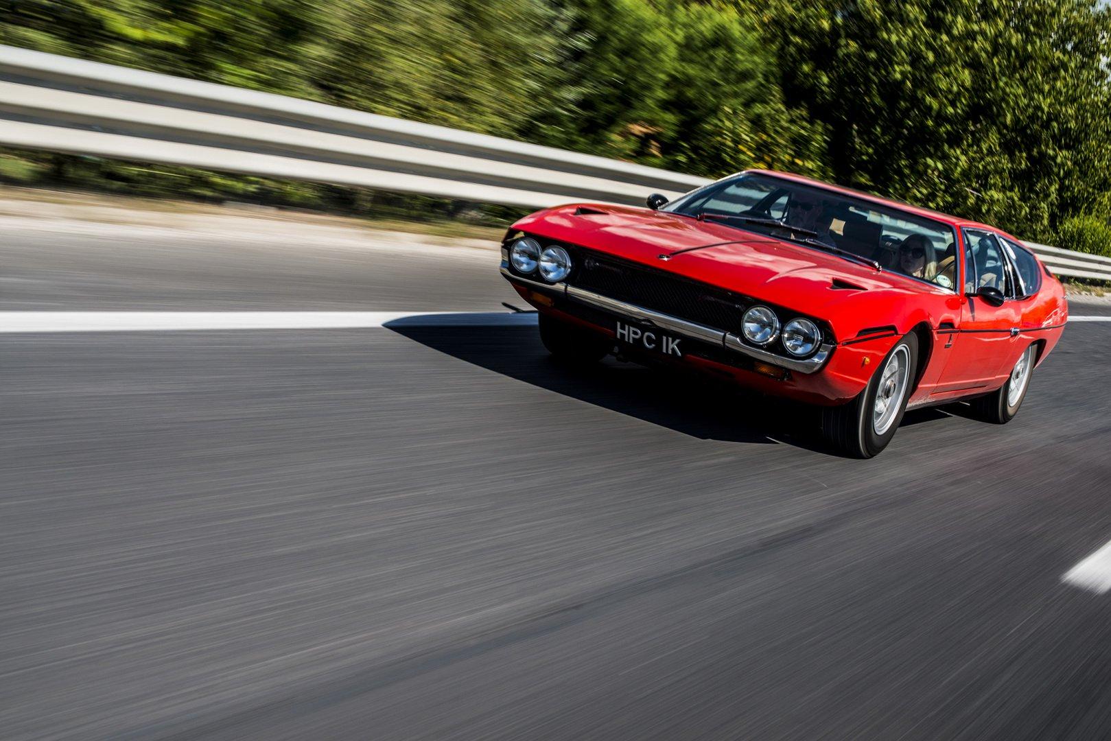 Lamborghini Islero and Espada 50th anniversary (11)
