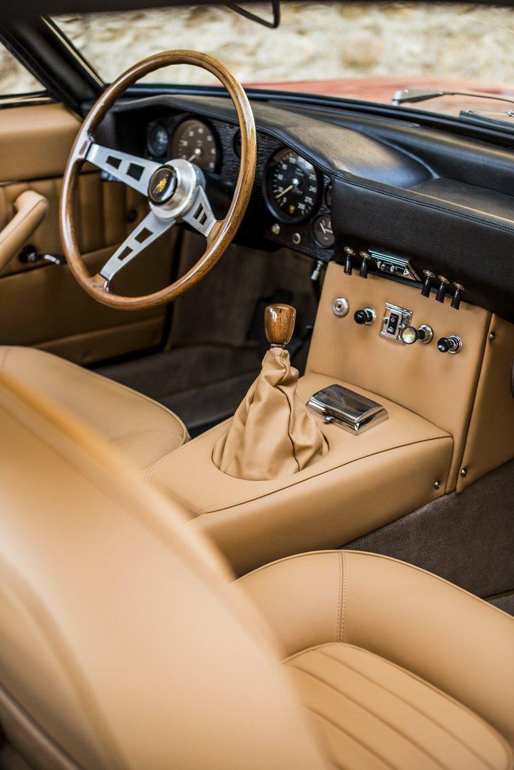 Lamborghini Islero and Espada 50th anniversary (16)