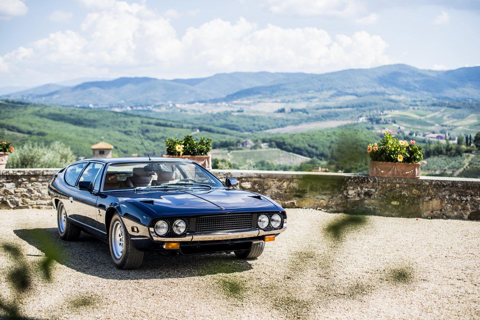 Lamborghini Islero and Espada 50th anniversary (17)