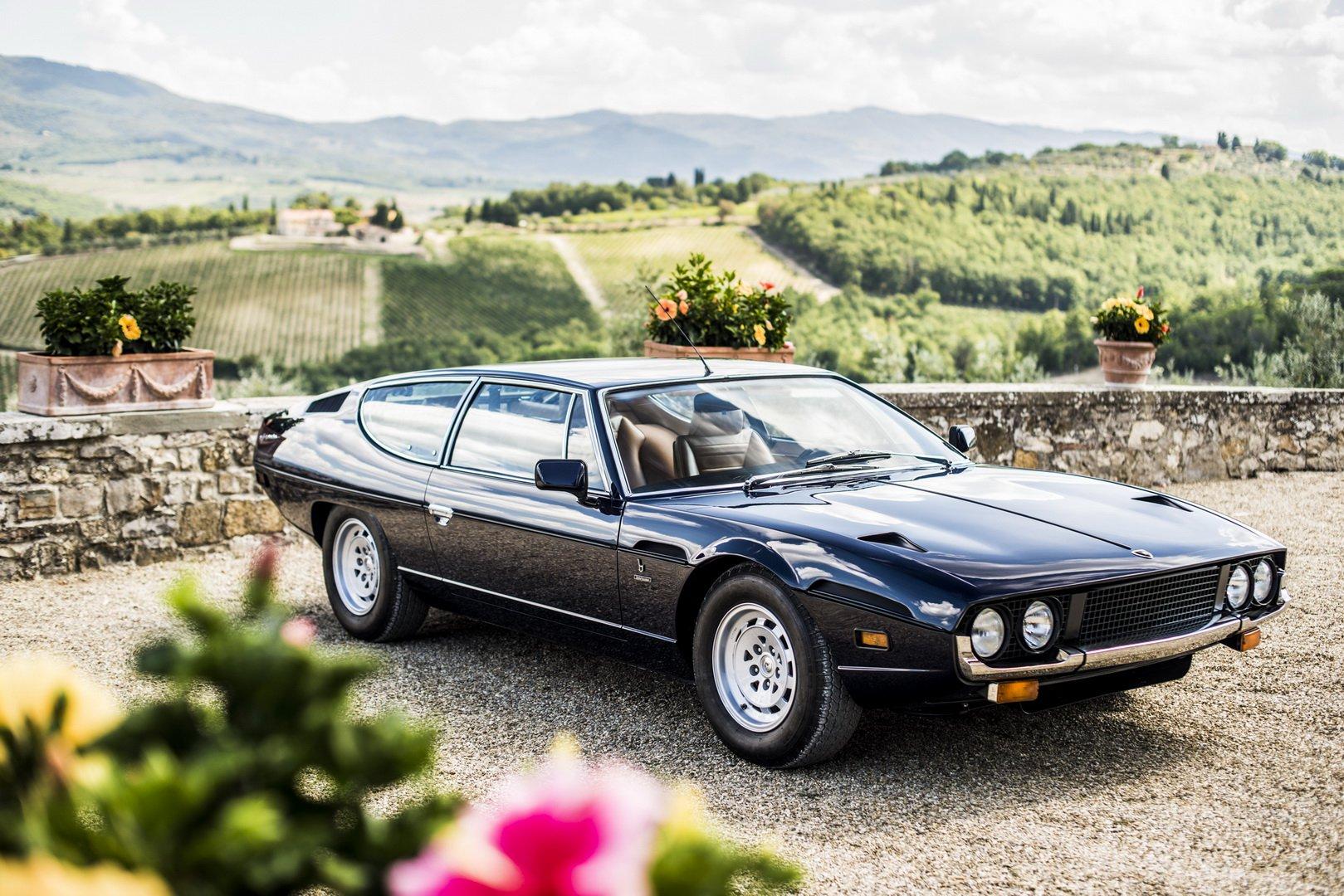 Lamborghini Islero and Espada 50th anniversary (18)