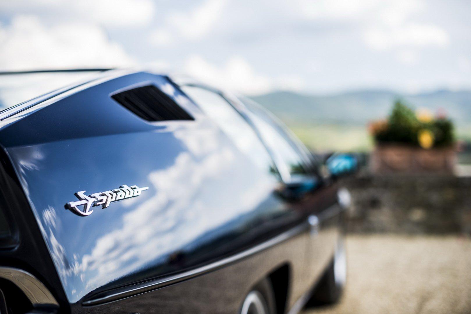 Lamborghini Islero and Espada 50th anniversary (19)