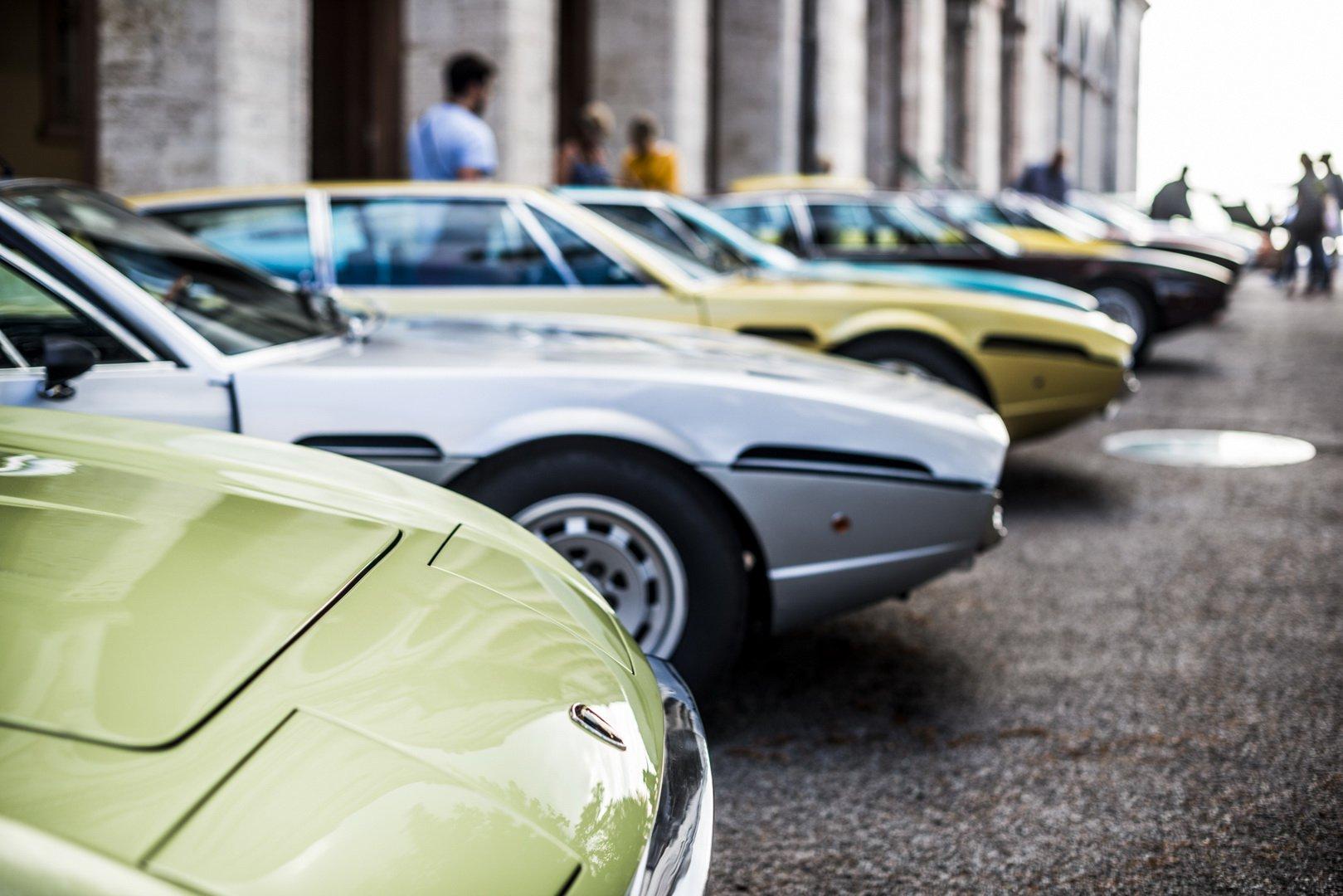 Lamborghini Islero and Espada 50th anniversary (2)
