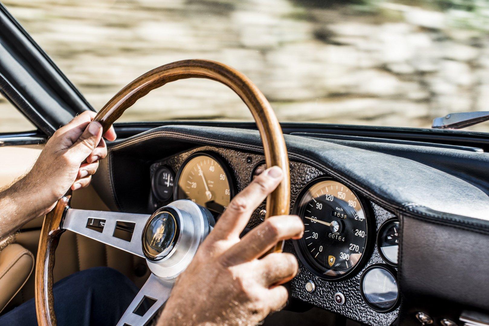Lamborghini Islero and Espada 50th anniversary (20)