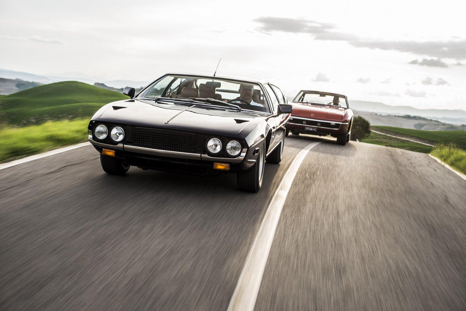 Lamborghini Islero and Espada 50th anniversary (21)