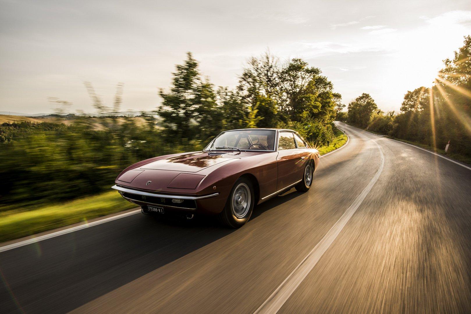 Lamborghini Islero and Espada 50th anniversary (22)