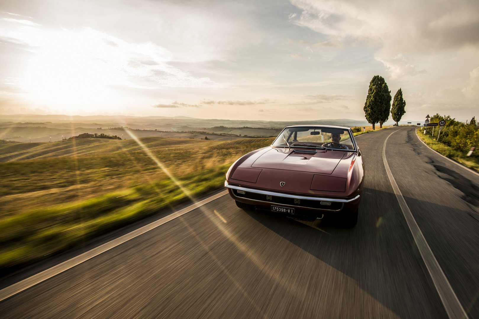 Lamborghini Islero and Espada 50th anniversary (23)
