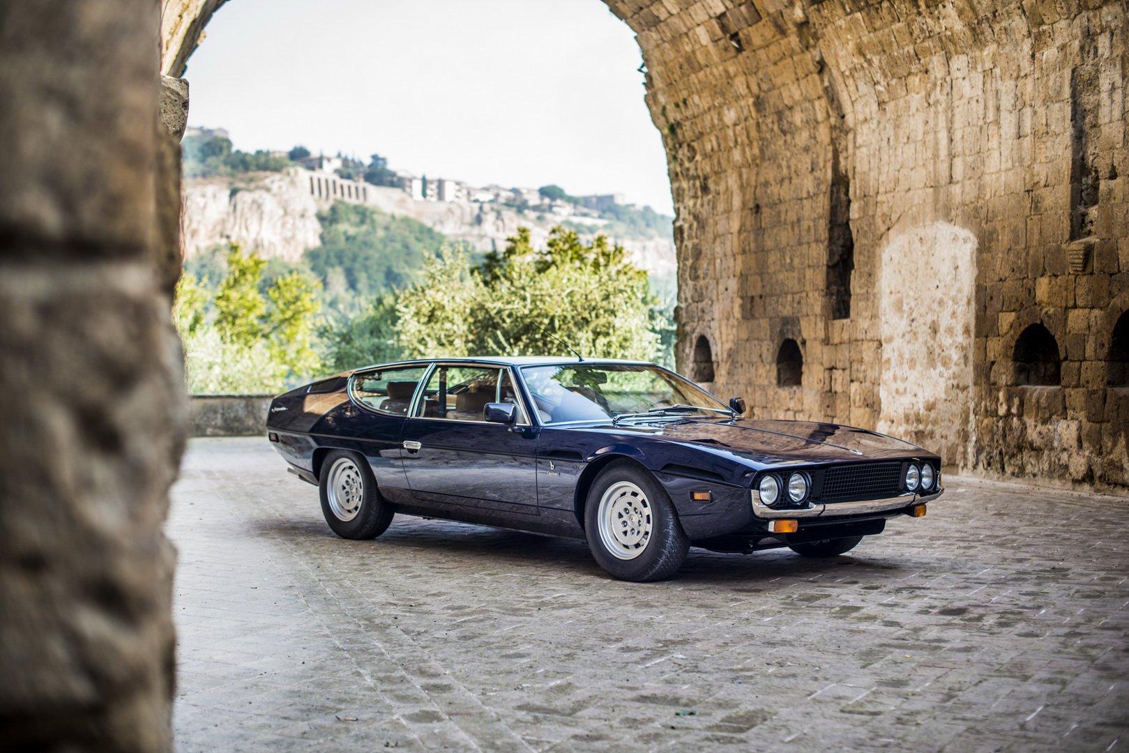 Lamborghini Islero and Espada 50th anniversary (24)