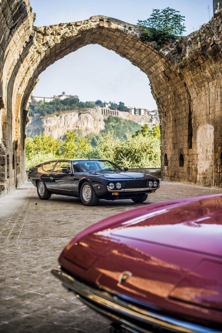 Lamborghini Islero and Espada 50th anniversary (25)