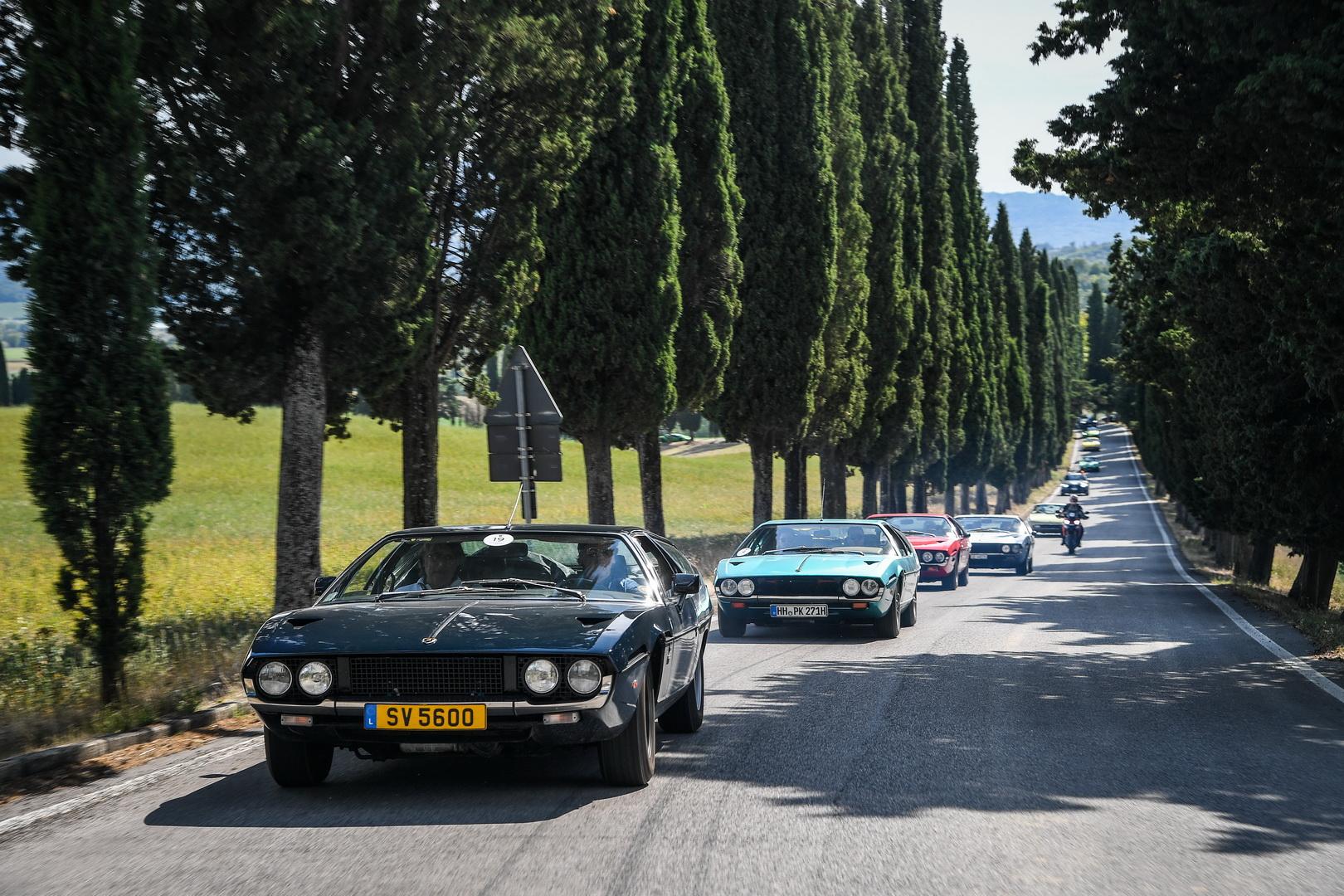 Lamborghini Islero and Espada 50th anniversary (29)