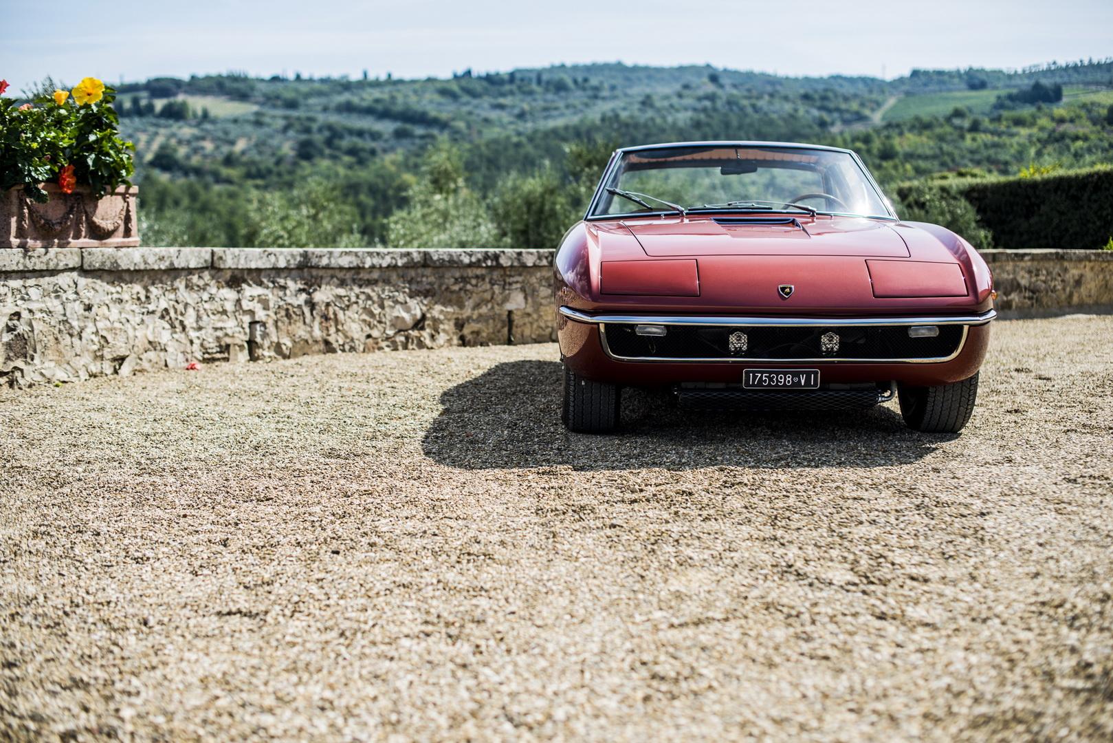 Lamborghini Islero and Espada 50th anniversary (31)