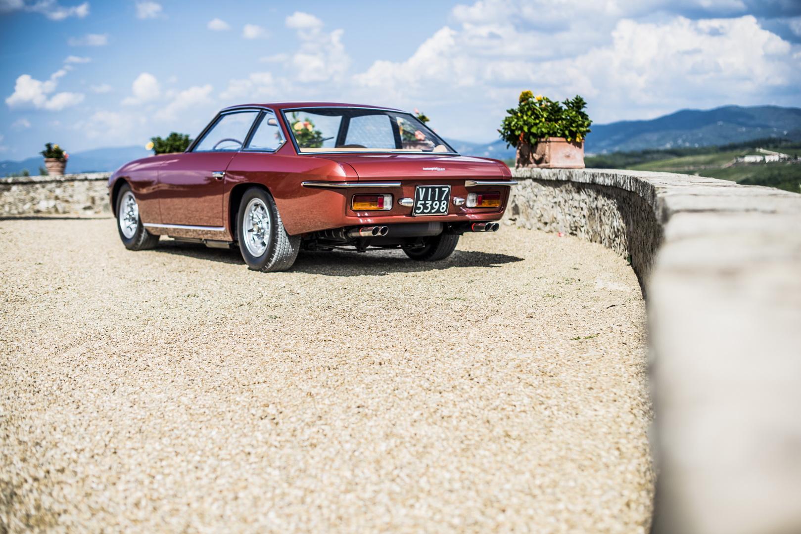 Lamborghini Islero and Espada 50th anniversary (32)
