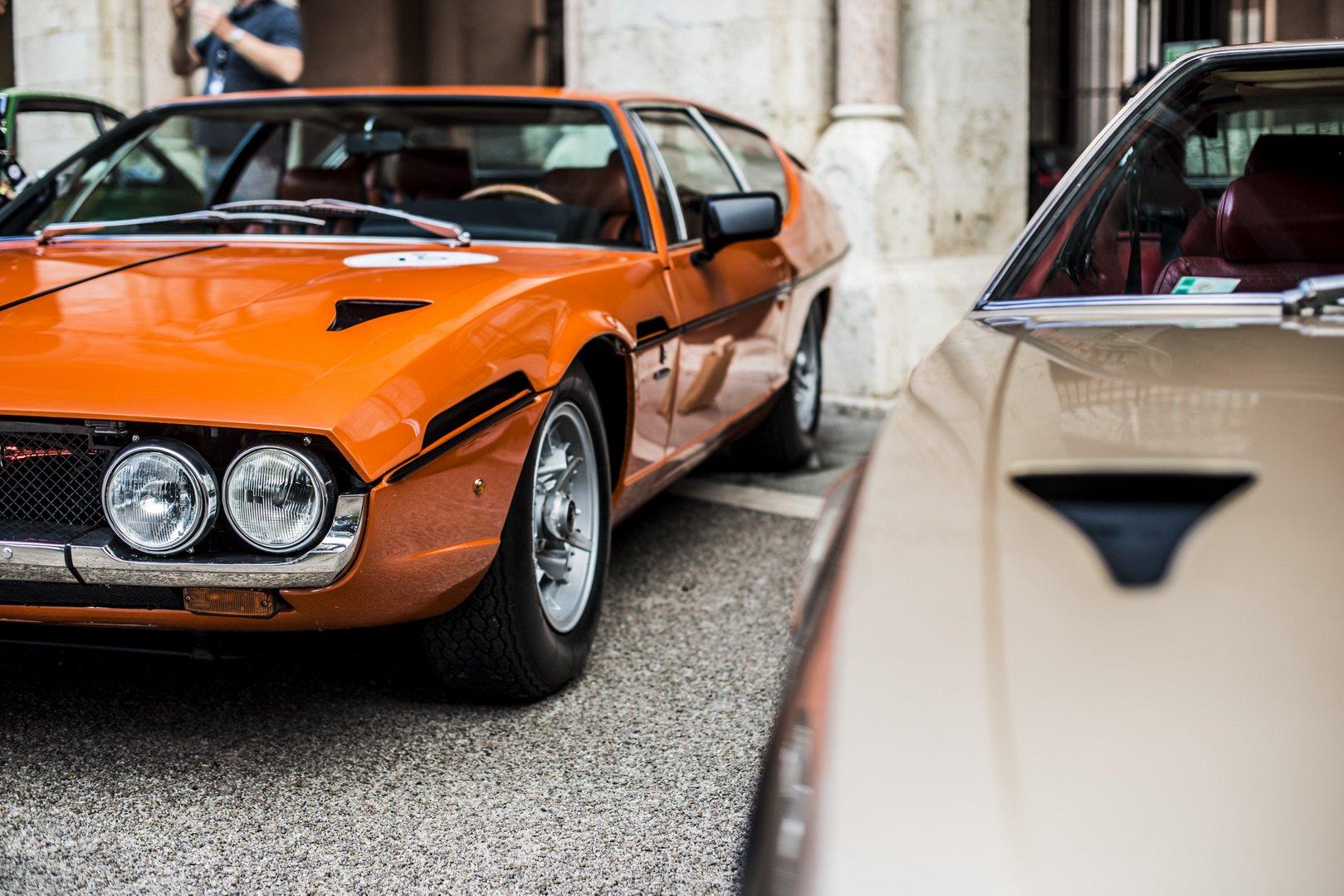 Lamborghini Islero and Espada 50th anniversary (4)