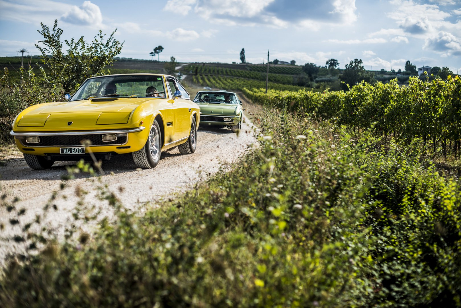 Lamborghini Islero and Espada 50th anniversary (8)