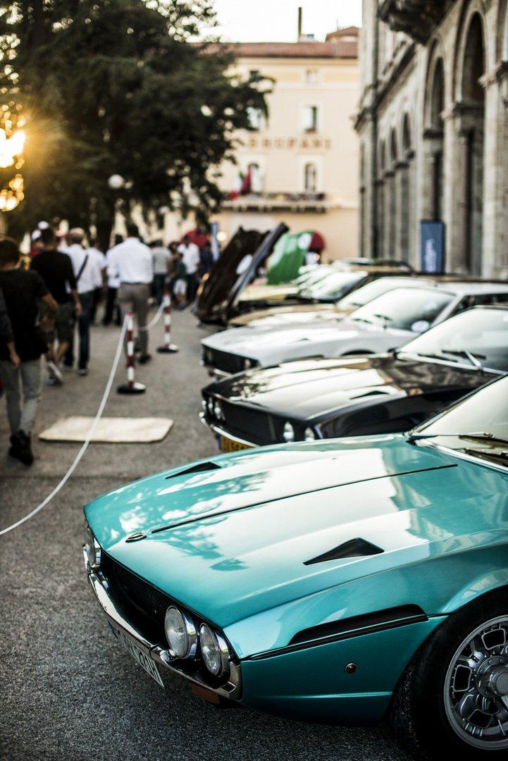 Lamborghini Islero and Espada 50th anniversary (9)