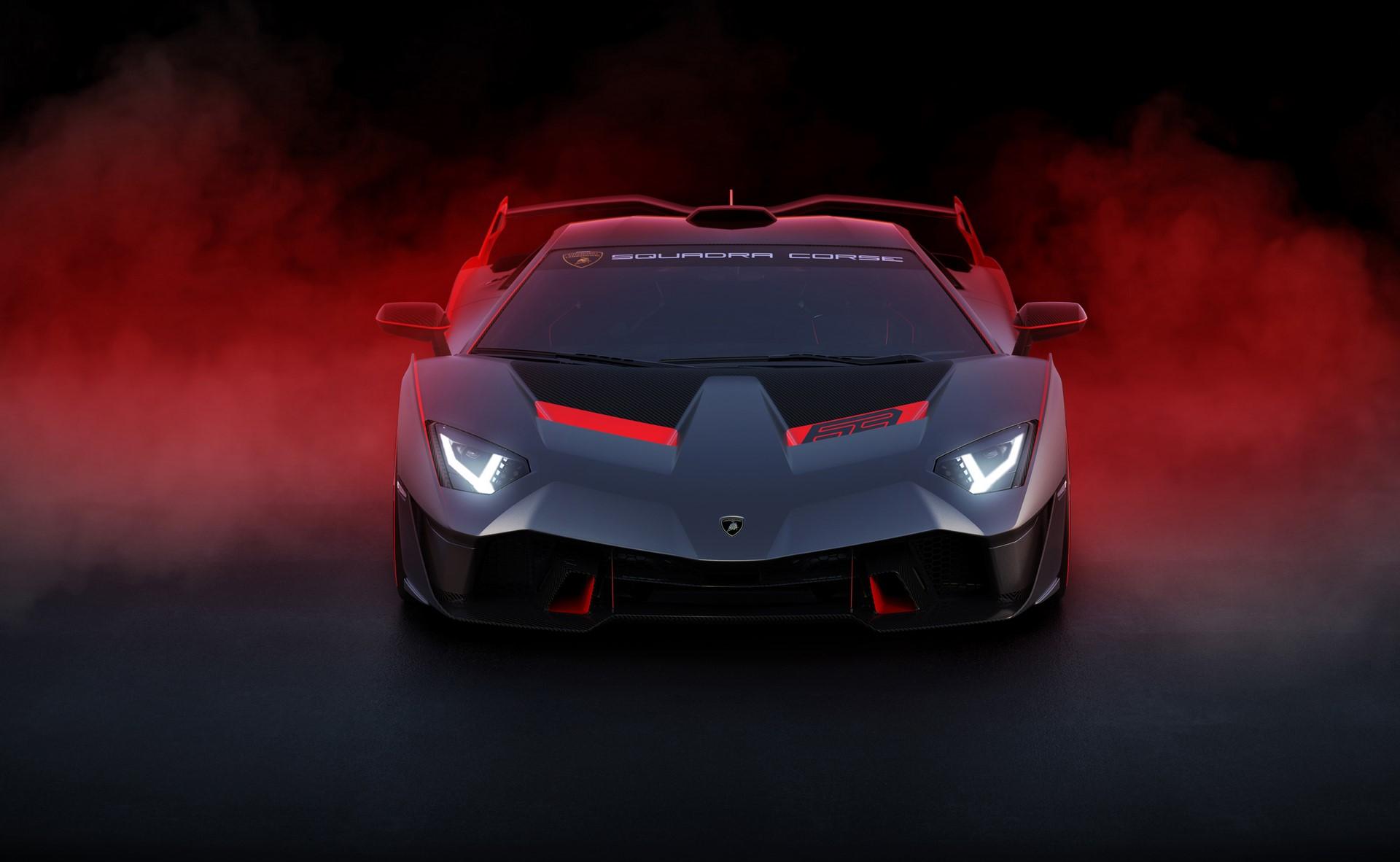 Lamborghini SC18 (1)