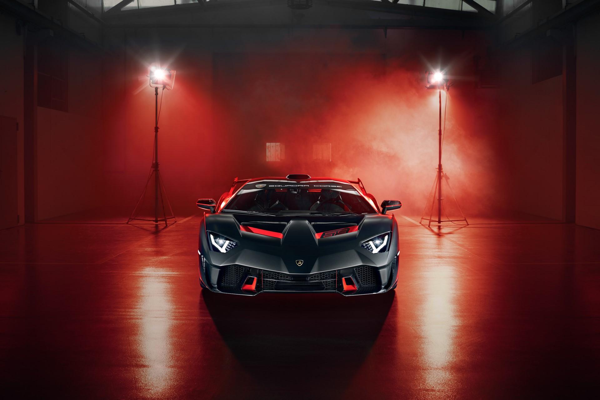 Lamborghini Sc18 Alston ώ One Off ί Squadra Corse Autoblog Gr