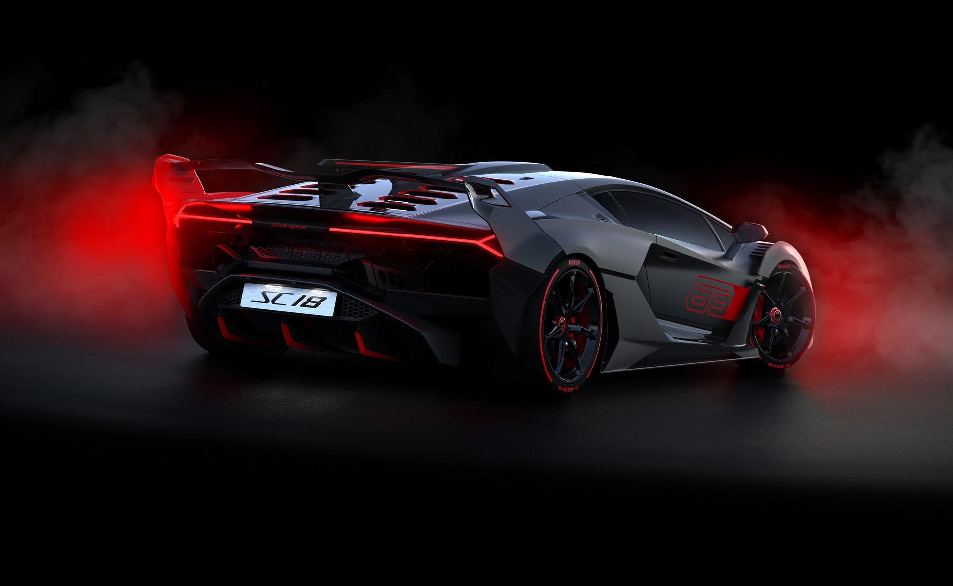 Lamborghini SC18 (2)