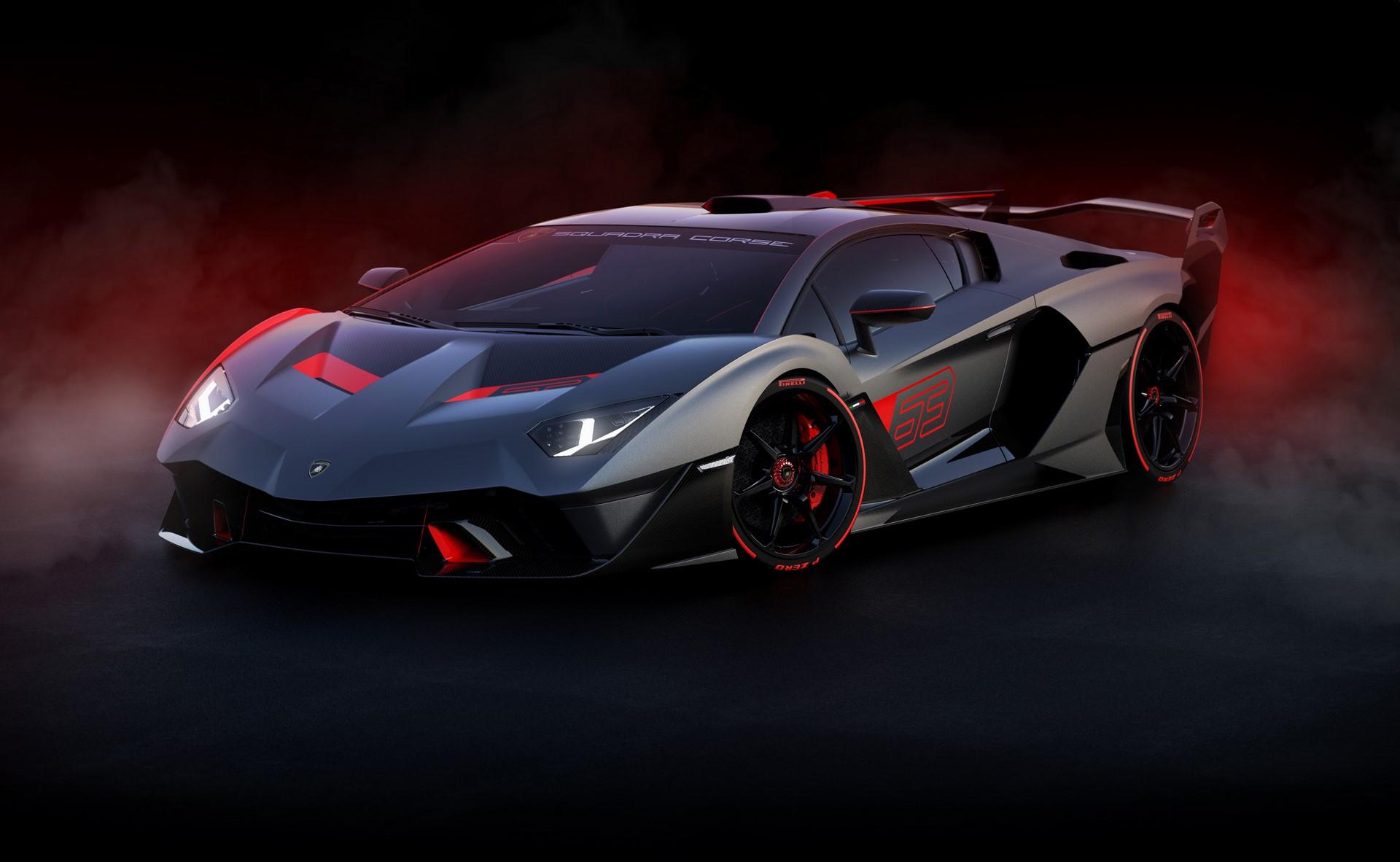 Lamborghini SC18 (5)