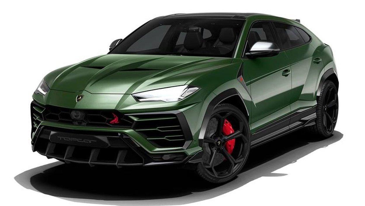 Lamborghini Urus by Topcar (1)