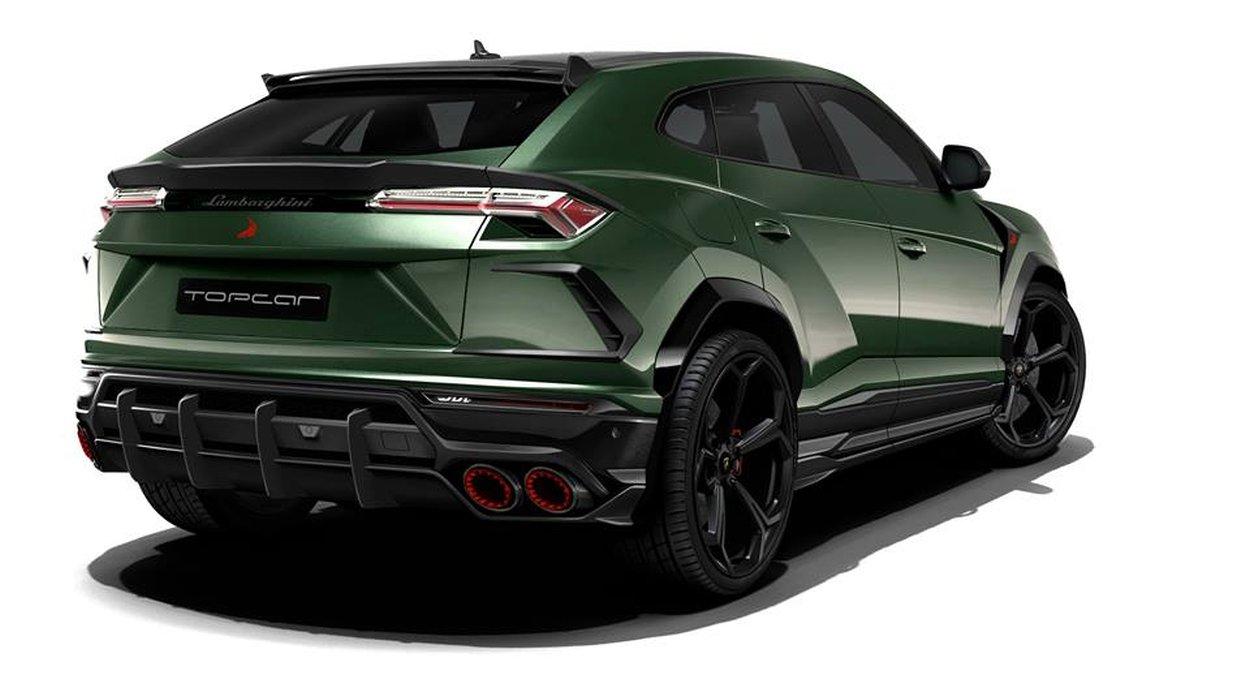 Lamborghini Urus by Topcar (2)
