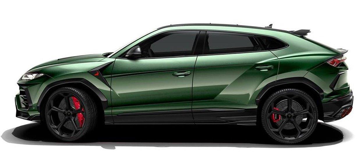 Lamborghini Urus by Topcar (3)