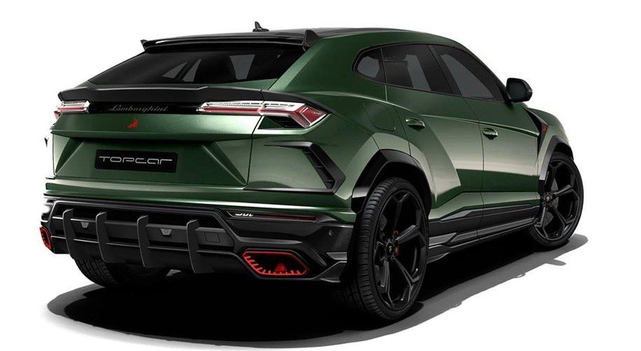 Lamborghini Urus by Topcar (4)