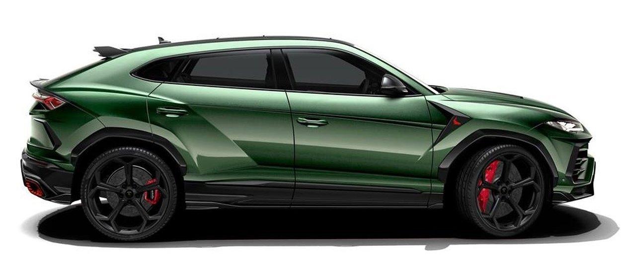 Lamborghini Urus by Topcar (5)
