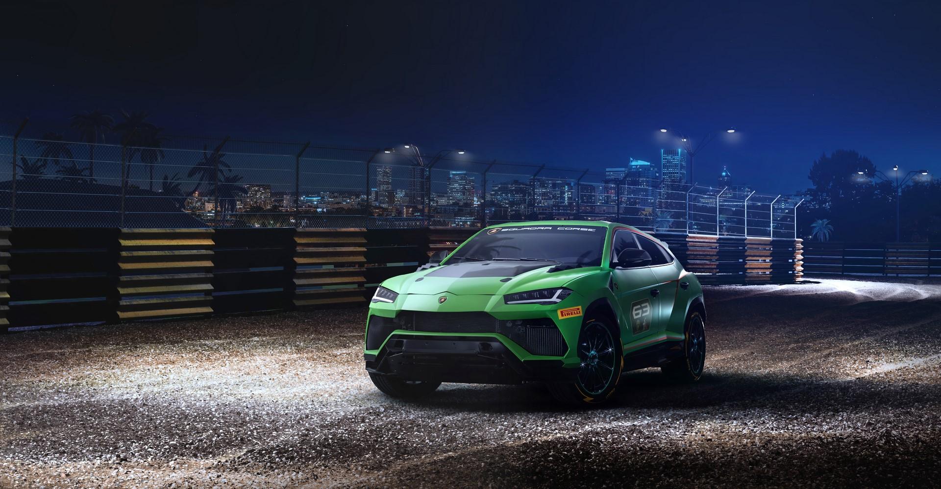 Lamborghini Urus ST-X Concept (3)