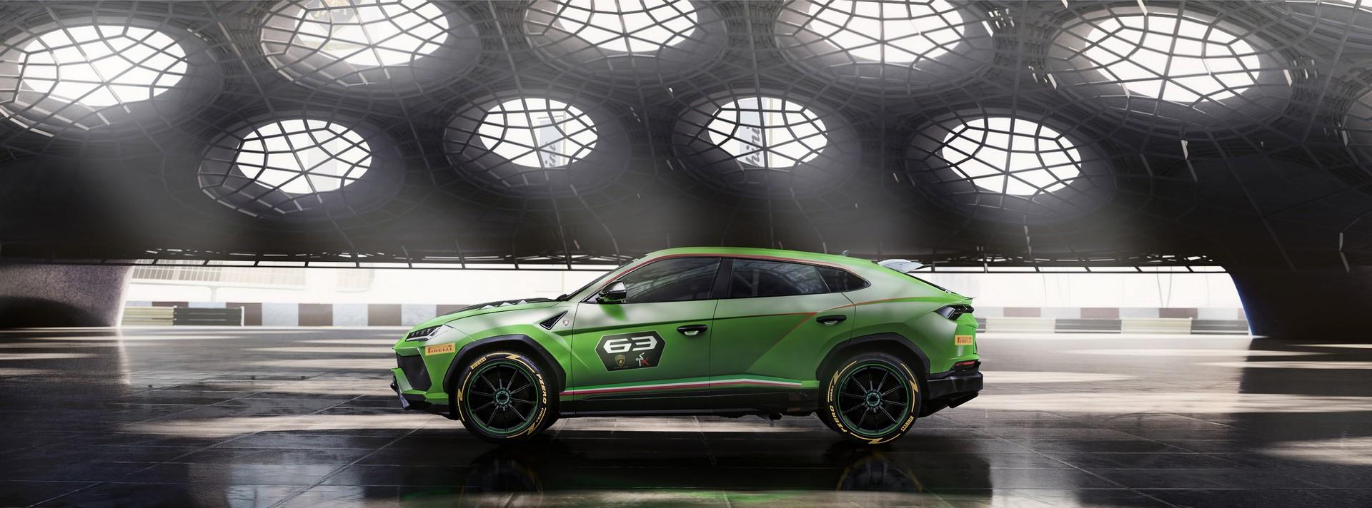 Lamborghini Urus ST-X Concept (5)