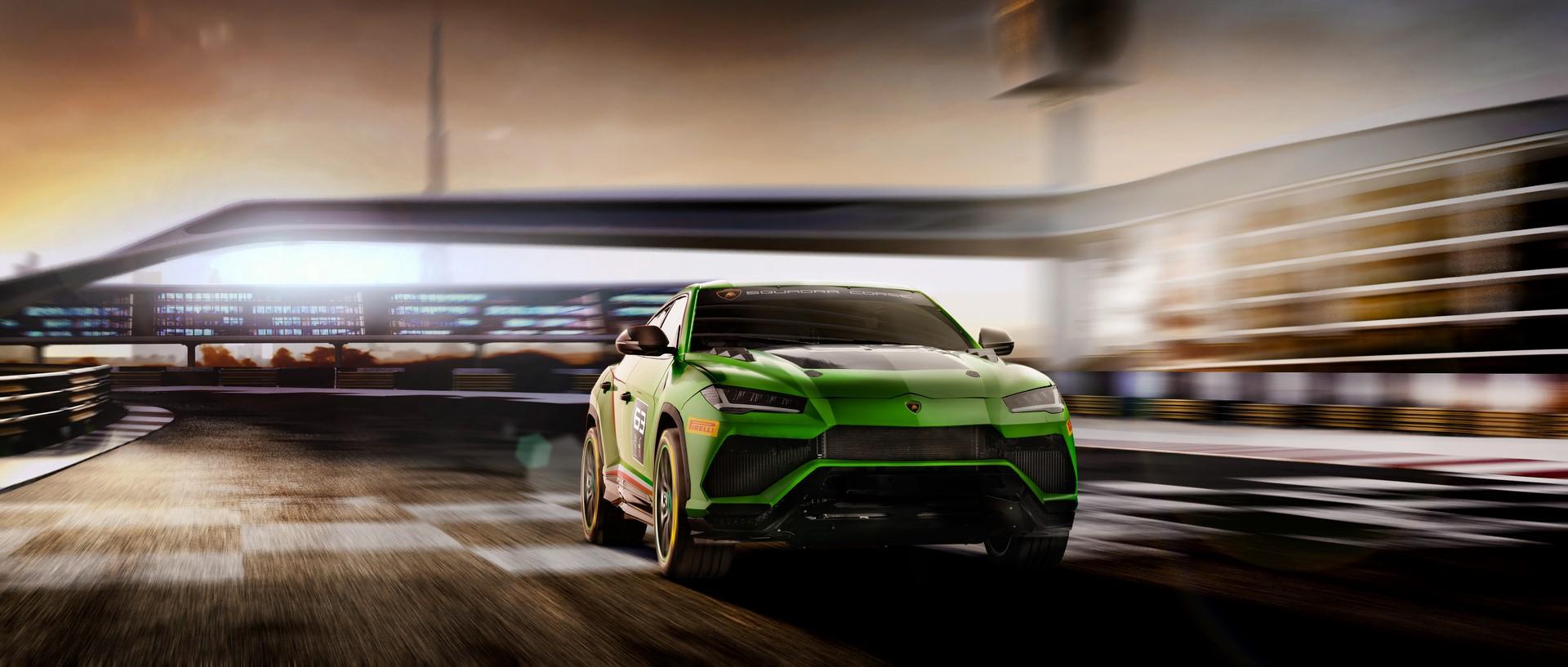 Lamborghini Urus ST-X Concept (6)