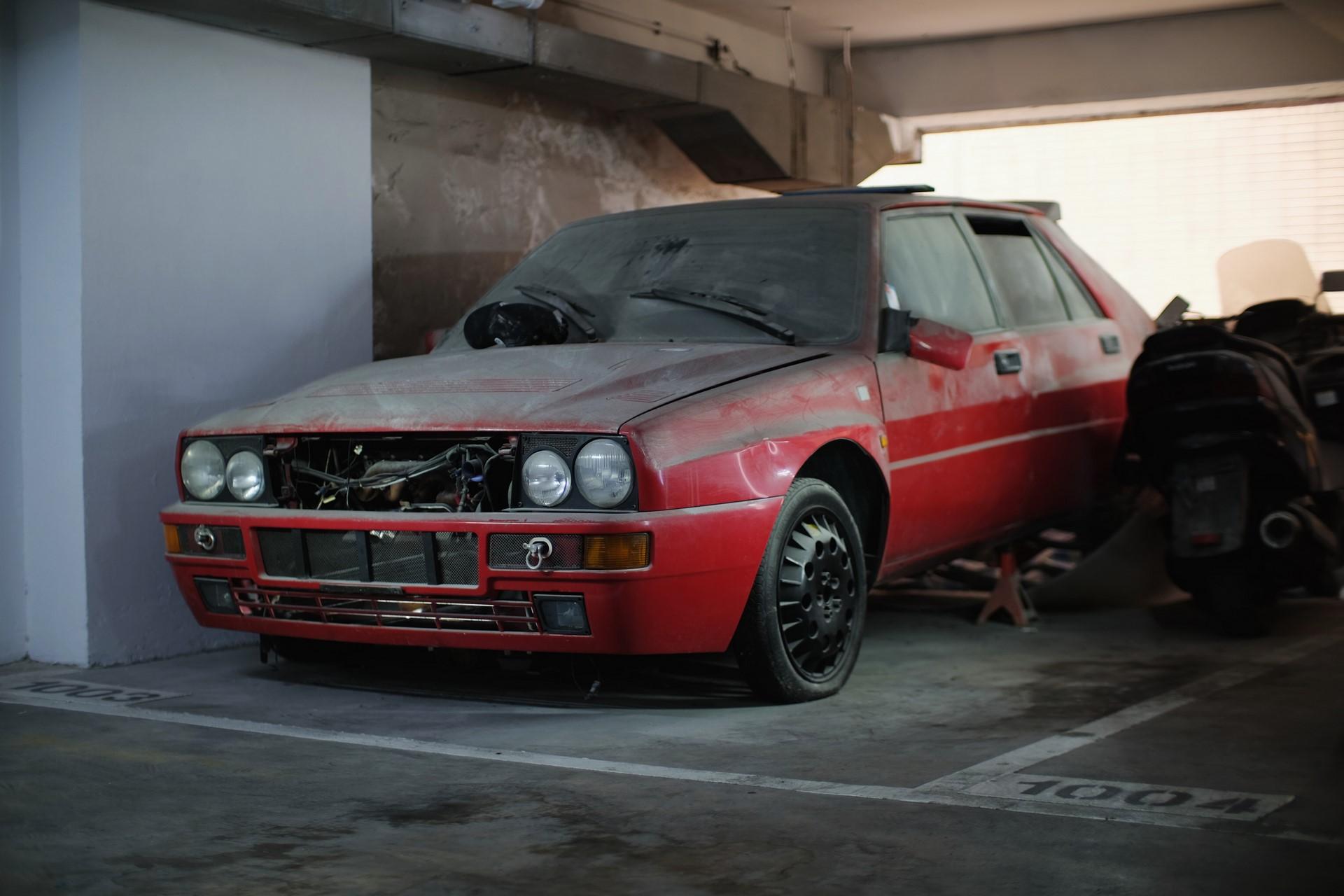 Lancia Delta HF Integrale Evoluzione hong kong (1)
