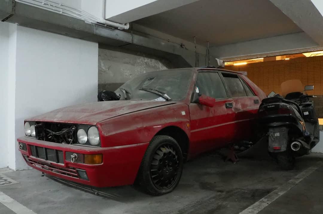 Lancia Delta HF Integrale Evoluzione hong kong (3)