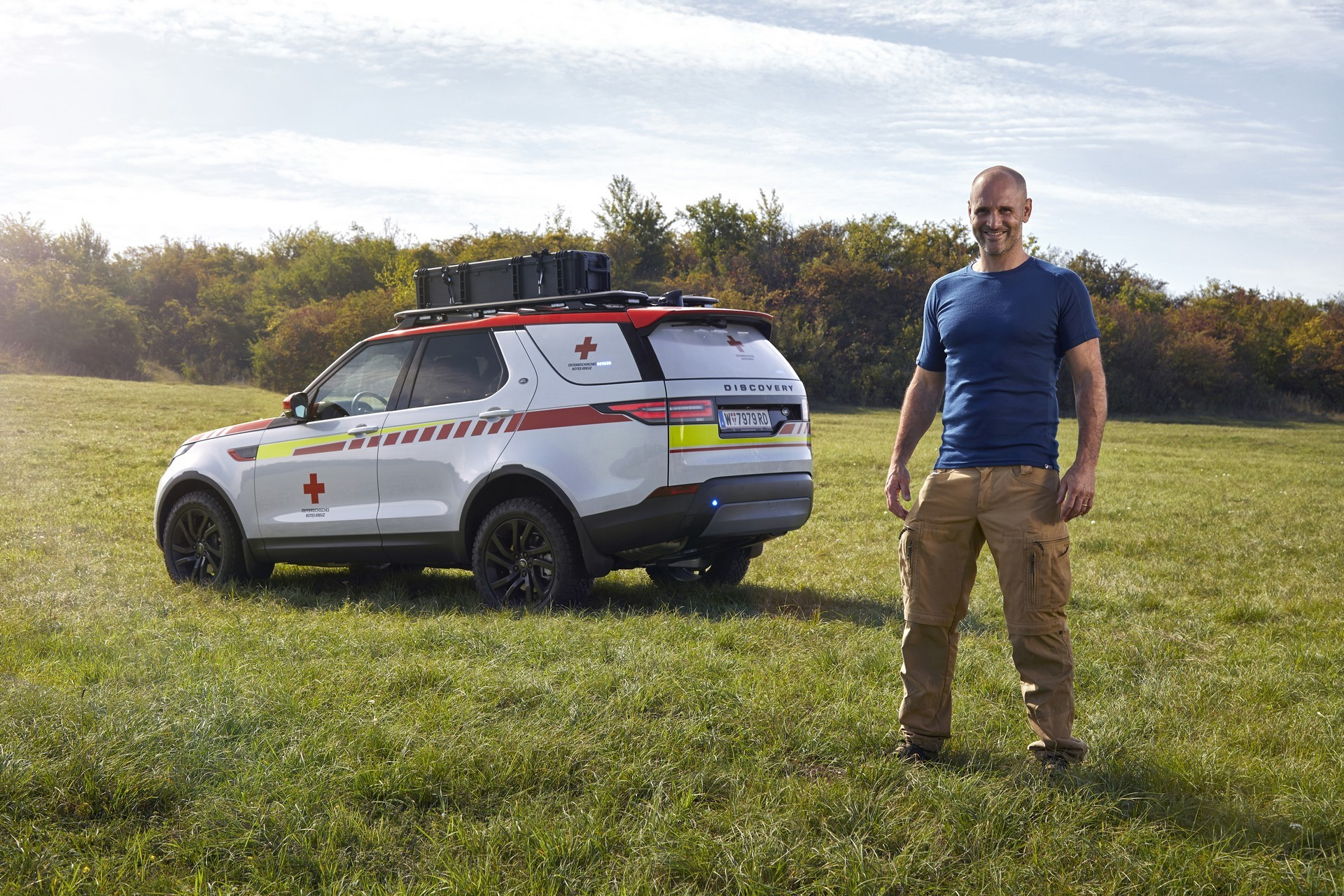 Land Rover Discovery Emergency Vehicle (36)