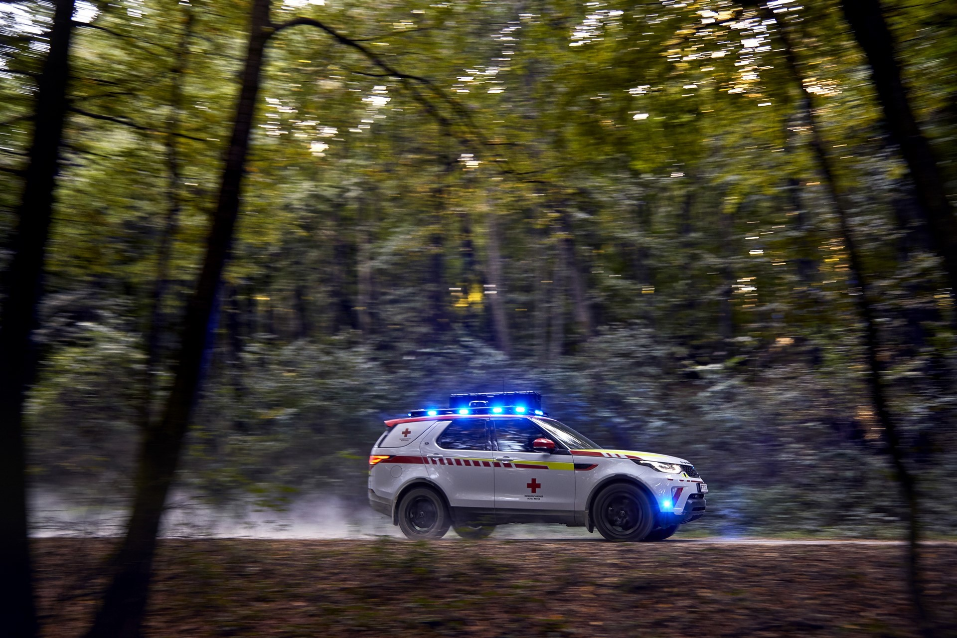 Land Rover Discovery Emergency Vehicle (5)