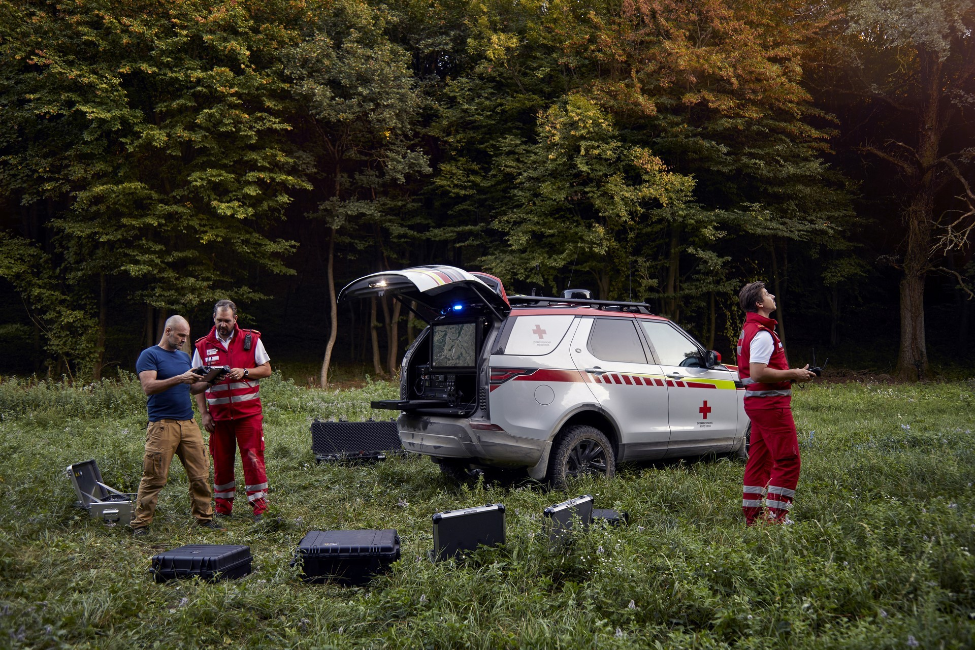 Land Rover Discovery Emergency Vehicle (50)