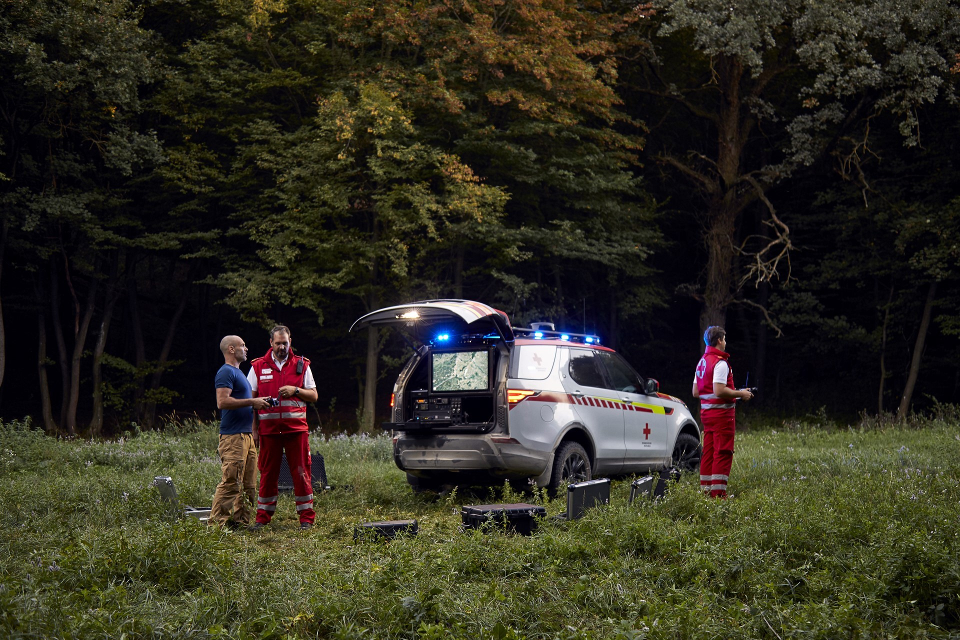 Land Rover Discovery Emergency Vehicle (52)