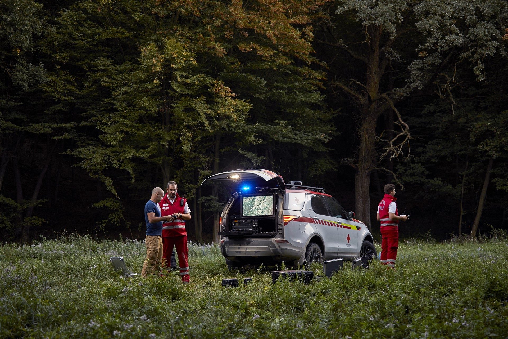 Land Rover Discovery Emergency Vehicle (53)