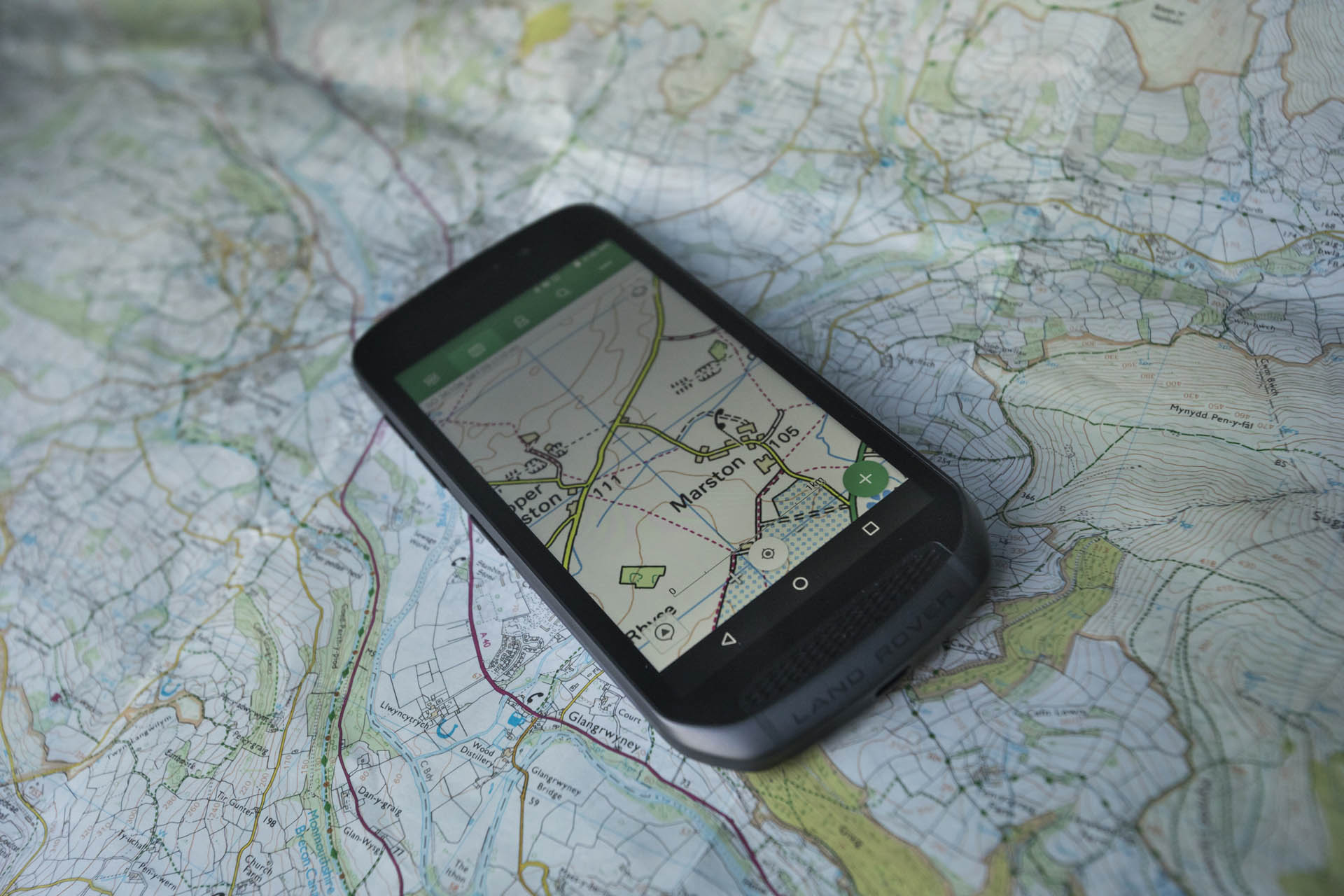 Land Rover Explorer Smartphone (1)