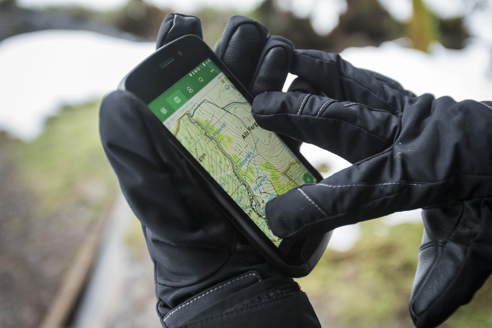 Land Rover Explorer Smartphone (3)