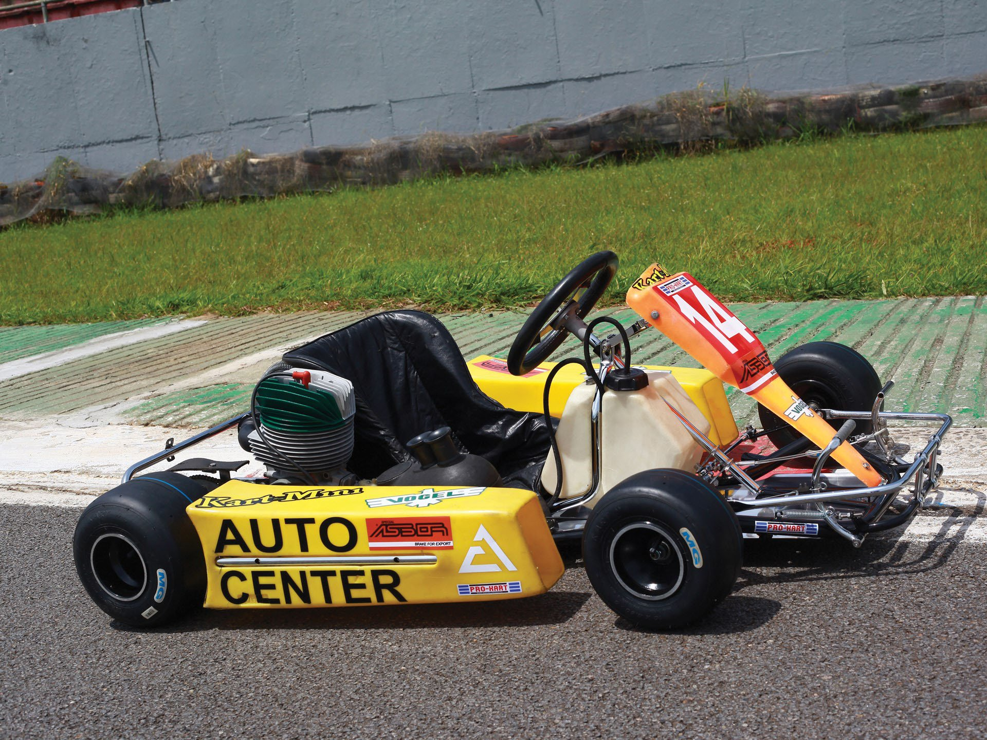 Last Kart Ayrton Senna 5