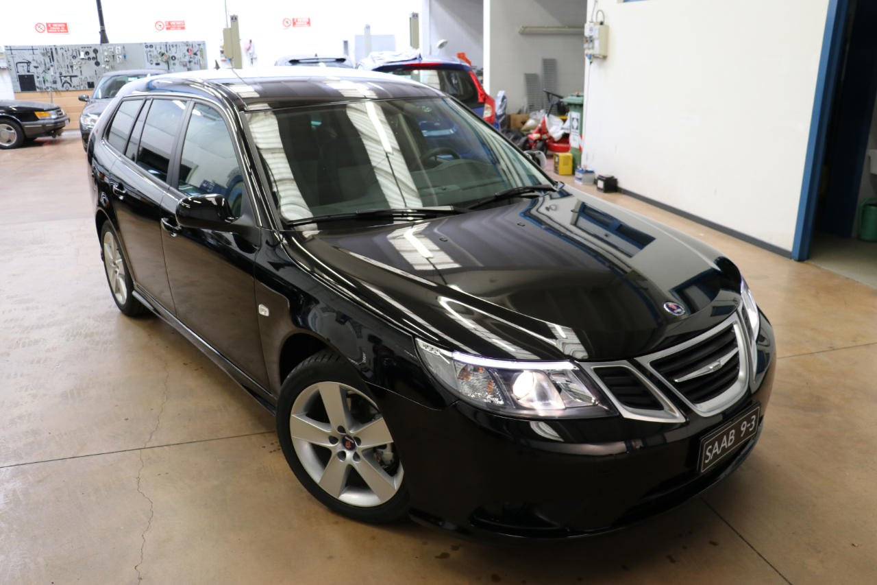 Last Saab 9-3 Wagon for sale (1)