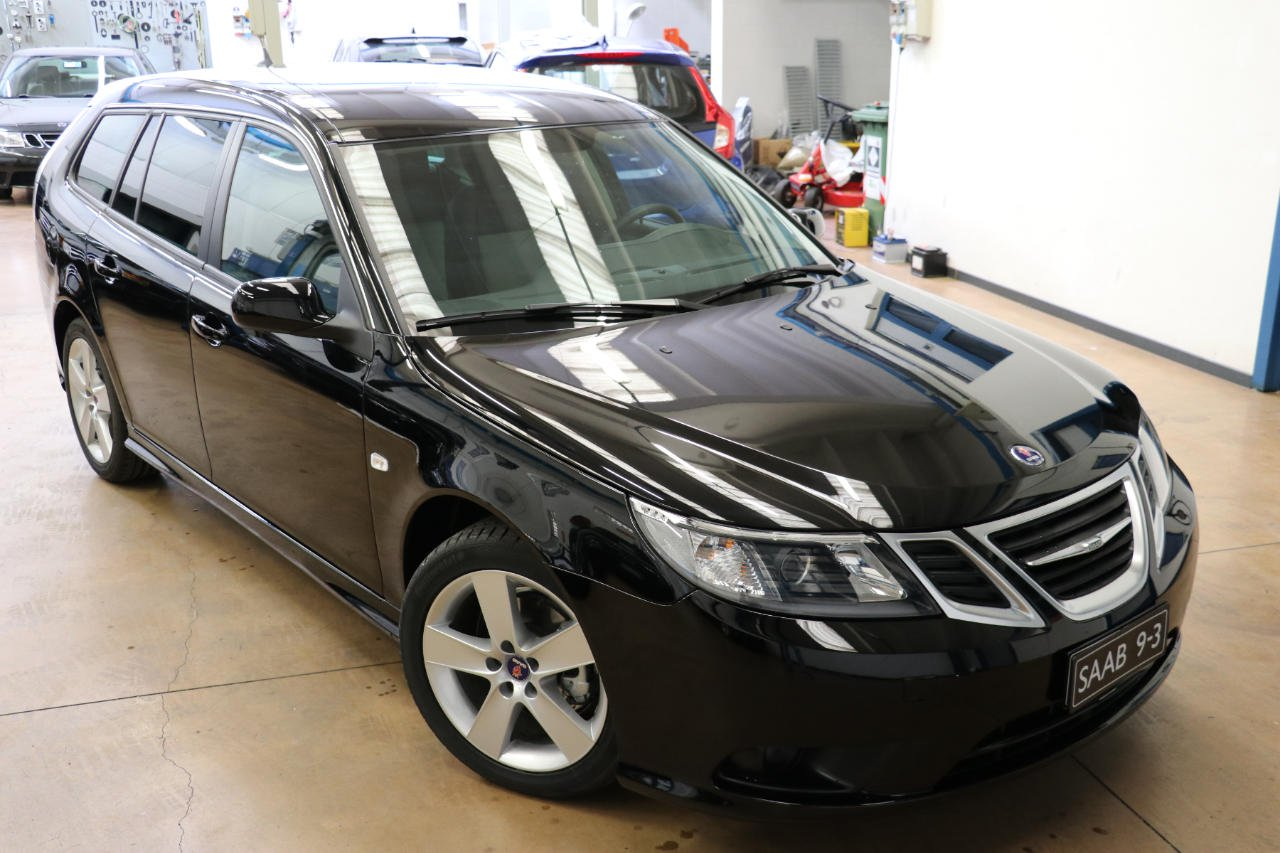 Last Saab 9-3 Wagon for sale (2)