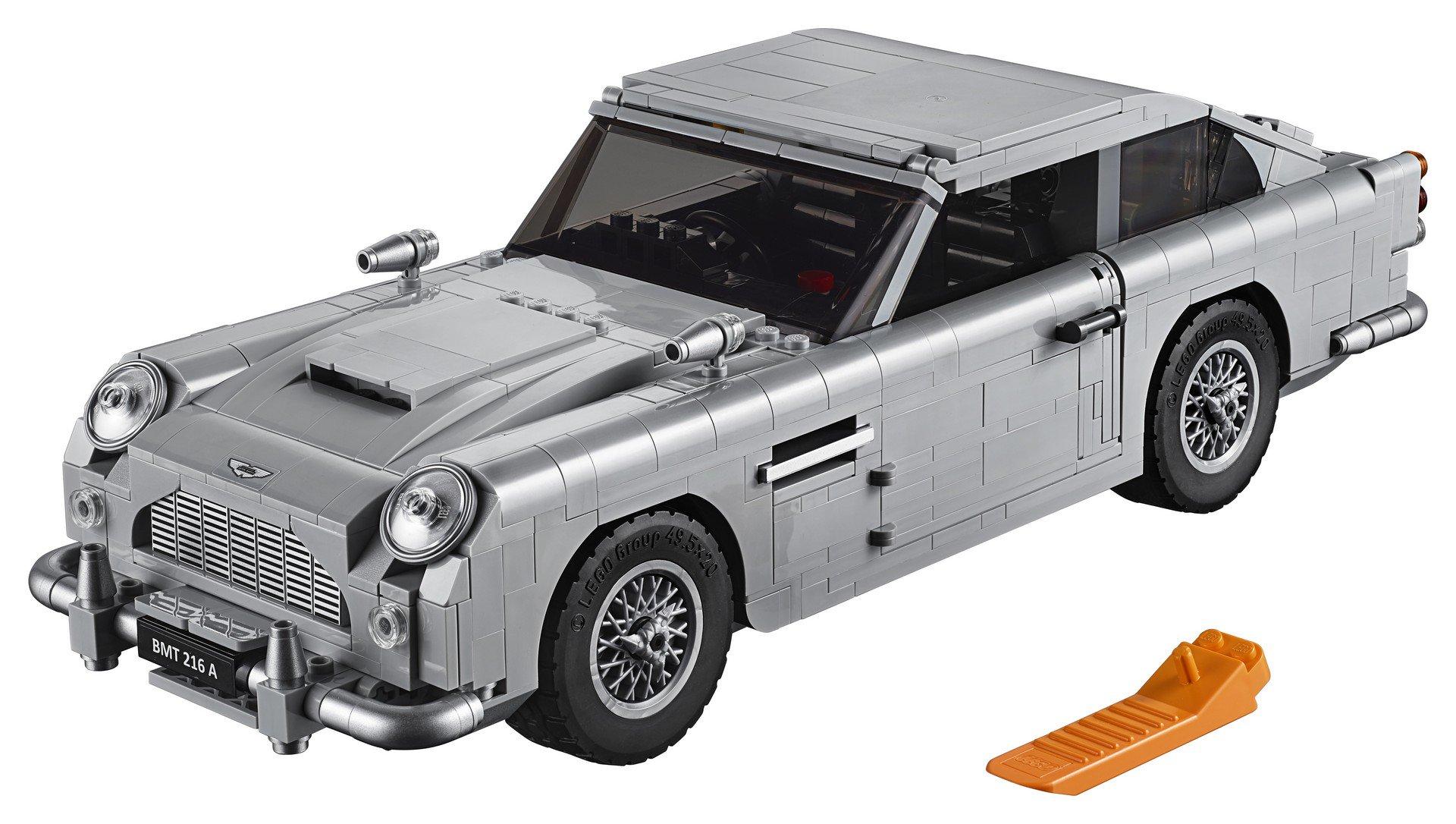 Lego Aston Martin DB5 (1)