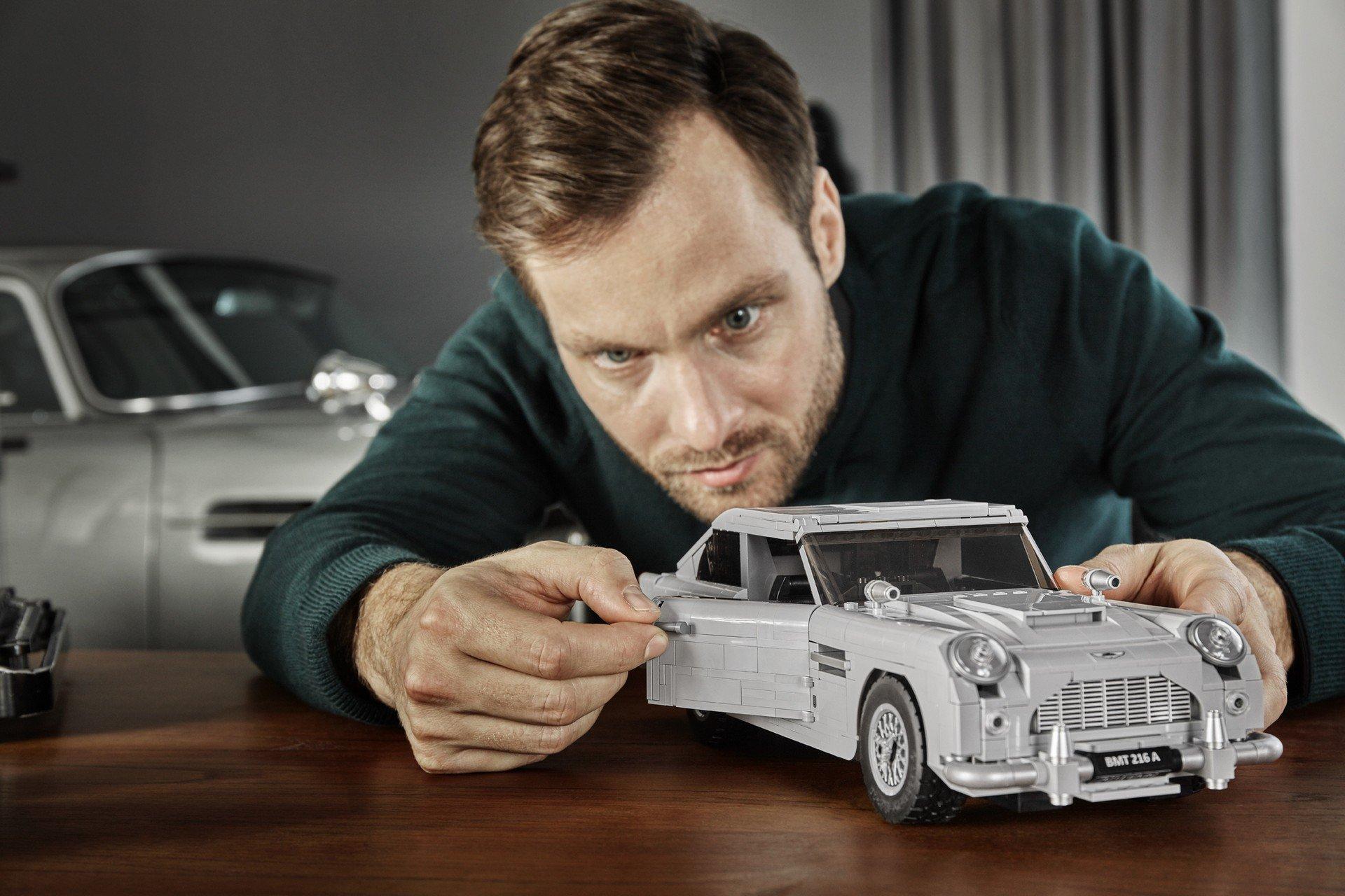 Lego Aston Martin DB5 (13)
