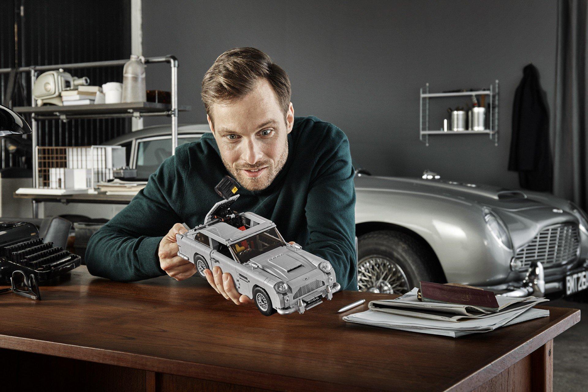 Lego Aston Martin DB5 (19)